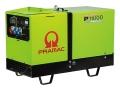 Дизель генератор PRAMAC P11000 T в капоте