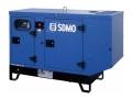 Дизель генератор SDMO T12KM-IV в кожухе