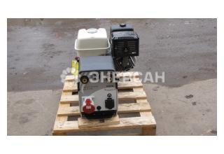 ENERSUN Сборка: сварочный генератор 220А (3ф.,DC). Изображение 8