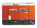 Дизель генератор Kubota SQ-3200 в кожухе
