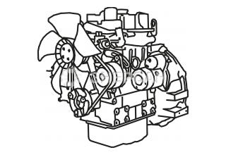 MitsuDiesel TDK 66 4LT