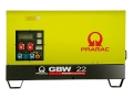 Дизель генератор PRAMAC GBW22Y в кожухе