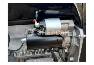 ENERSUN Сборка: дизельгенератор 12кВт, 1фаза. Изображение 14