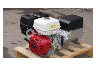 ENERSUN Сборка: сварочный генератор 220А (3ф.,DC). Изображение 6