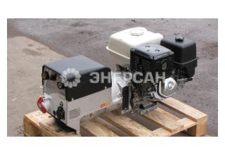 ENERSUN Сборка: сварочный генератор 220А (3ф.,DC). Изображение 2