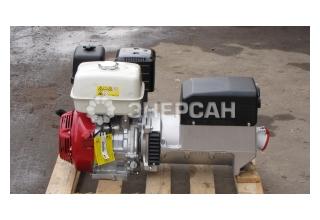 ENERSUN Сборка: сварочный генератор 220А (3ф.,DC). Изображение 7