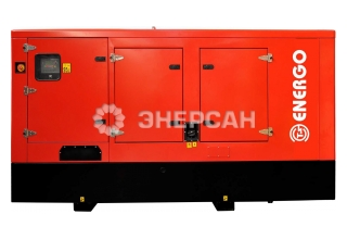 Energo ED 120/400 D S в кожухе