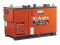 Дизель генератор Kubota KJ-T180VX в кожухе