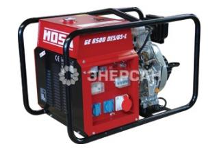 MOSA GE 6500 DES/GS-L