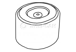 17211-899-000 Фильтр воздушный (поролон) HONDA