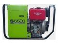 Дизель генератор PRAMAC S6500