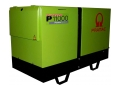 Дизель генератор PRAMAC P11000 в капоте