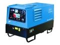 Сварочный генератор BCS WG 400 SC/EL в кожухе