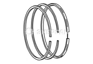 13010-Z6L-003 Кольца поршневые (стандартные) HONDA