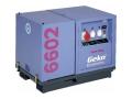Бензогенератор Geko 6600ED-AA/HHBA SS в кожухе