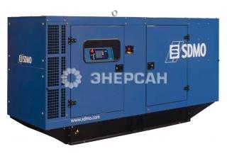 SDMO J130K-IV в кожухе