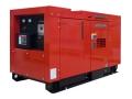 Дизель генератор ELEMAX SHT 15D-R в кожухе