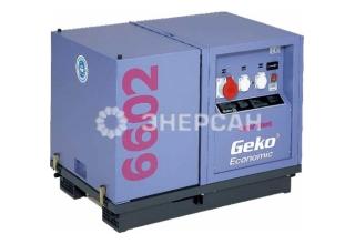 Geko 6600 E-AA/HEBA SS в кожухе
