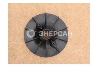 9909514057 Крыльчатка охлаждения генератора (S15W) Mecc Alte. Изображение 3