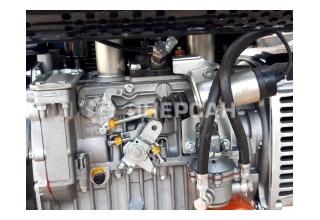 ENERSUN Сборка: дизельгенератор 12кВт, 1фаза. Изображение 10
