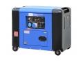 Дизель генератор TSS SDG 5000 ES-2R в кожухе