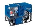 Бензогенератор Geko 6500E-S/SHBA S в кожухе