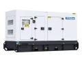 Дизель генератор POWERLINK CN GMS200CS в кожухе