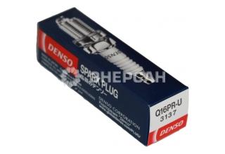 Q16PR-U Свеча зажигания DENSO. Изображение 2