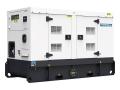 Дизель генератор POWERLINK UK WPS27S в кожухе