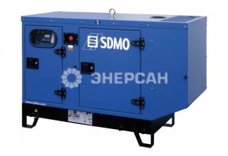 SDMO T9KM-IV в кожухе