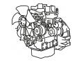Двигатель Дизельный двигатель 1-цилиндровый 4-тактный