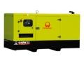 Дизель генератор PRAMAC GSW80P в кожухе