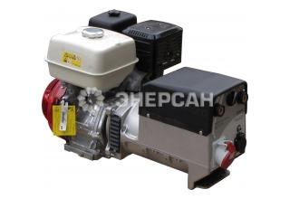 ENERSUN Сборка: сварочный генератор 220А (3ф.,DC)