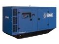 Дизель генератор SDMO J130K-IV в кожухе