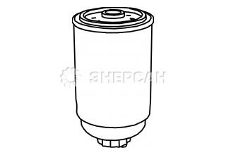 504107584 Фильтр топливный IVECO