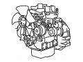Двигатель Ricardo Y485BD